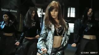 [HD]4Minute Kim HyunA 泫雅 - Change (ft. yong joon hyung)