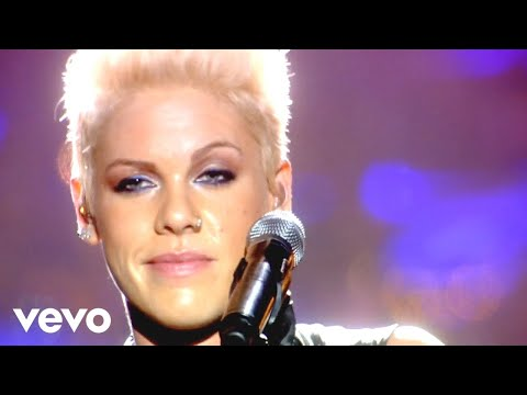 P!nk – Who Knew (from Live from Wembley Arena, London, England)