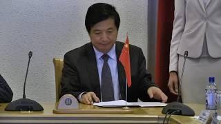 Один пояс – один путь: белорусско-китайский бизнес-форум прошел  в Могилеве