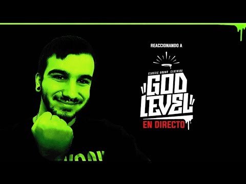 ¡MUNDIAL DE FREESTYLE! | VÍDEO REACCIÓN A LA GOD LEVEL 2018