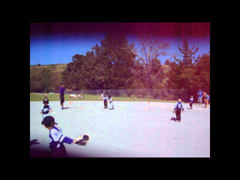 T-ball Movie 2010- This Kid #8 Can Really Hit!!! Future Star! Mp3
