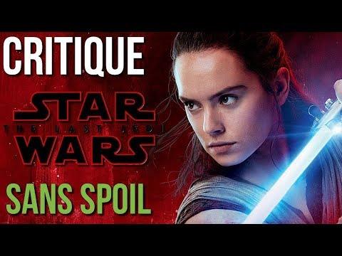 STAR WARS 8: Les Derniers Jedi | CRITIQUE SANS SPOILERS