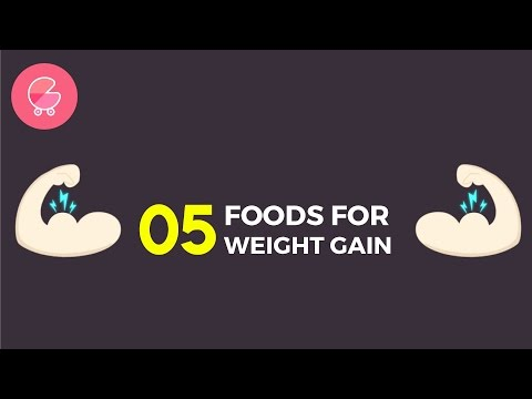 Video 5 Effective Weight Gain Foods For Babies | Babygogo