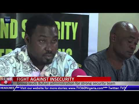 Group lauds Buhari administration for strong security team