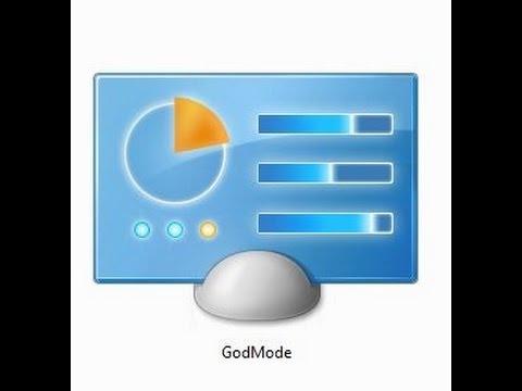 Как включить режим Бога в Windows ( GodMode )