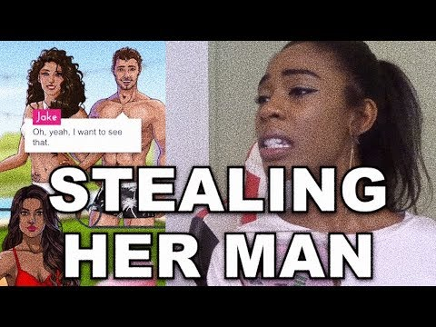 STEALING ALL THE MEN IN THE *NEW* LOVE ISLAND GAME