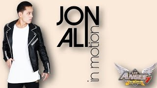 Jon Ali - In Motion (Lyric Video Officielle)