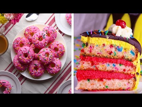 Our 2018 Faves | Cake Recipes & Dessert Ideas by So Yummy