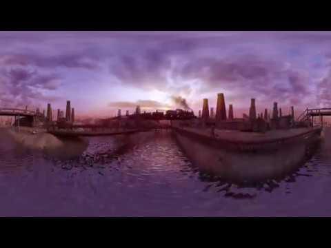 С Днем нефтяника!   VR-поздравление, панорамное видео