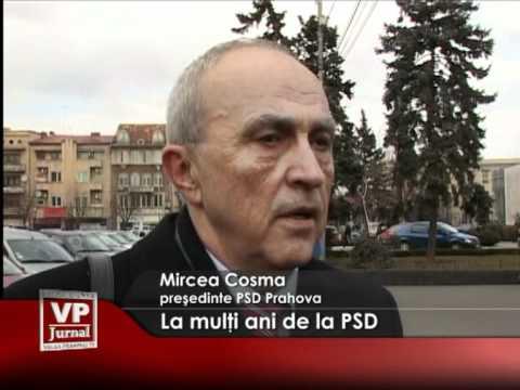La mulţi ani de la PSD