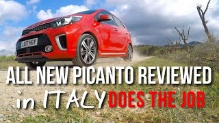 Check out this wonderfully indepth review of our AllNew KiaPicanto GT Line
