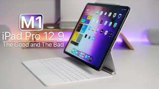 Apple iPad Pro 12.9 (2021) Review - The Good and The Bad