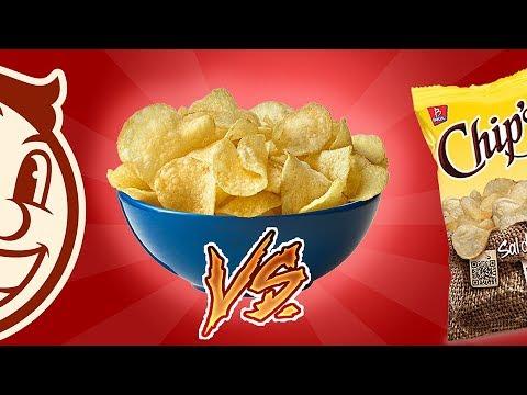 Prepara Las Mejores Chips Crujientes En Casa