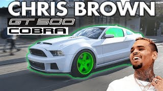 #RDBLA CHRIS BROWN MUSTANG GT 500, MARSHMELLO TRUCK, 488 PISTA CLEAR BRA, GREEN M5...