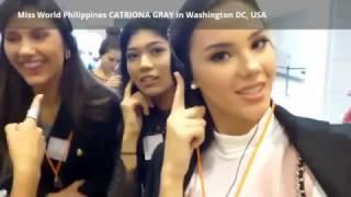 Miss World 2016: Catriona Gray FINALS VLOG!