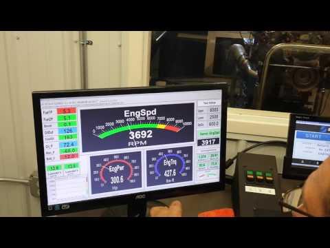 Download Pontiac Gto 400 Engine 1967 Dyno Session Motor Test Video