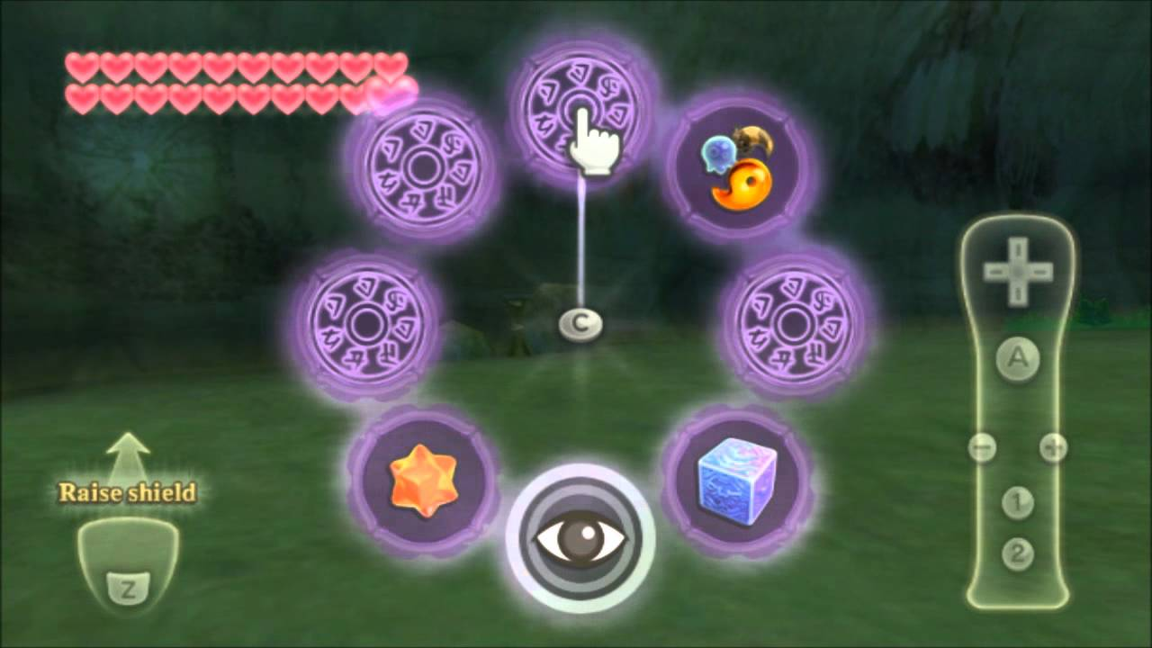 Watch Skyward Sword Being Played With An Xbox 360 Controller…
