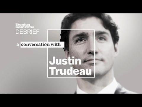 A Conversation With Justin Trudeau | Businessweek Debrief
