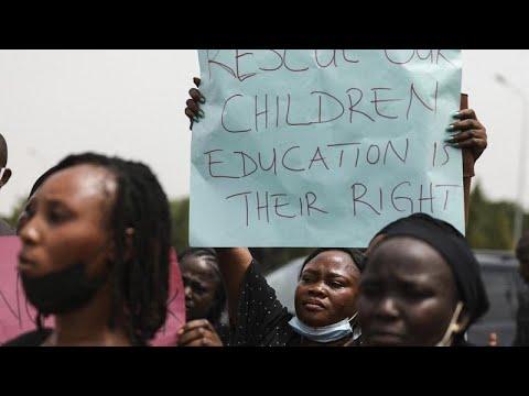 Nigeria : soulagement pour les parents des 29 étudiants d'Afaka Nigeria : soulagement pour les parents des 29 étudiants d'Afaka