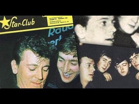 The Beatles and Gene Vincent Rock n Roll