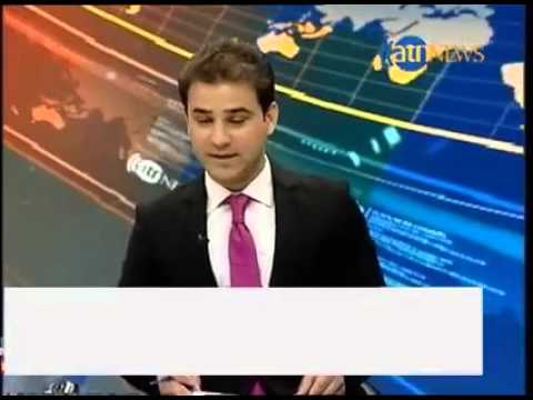 Ariana Tv station Kabul duriing earthquake