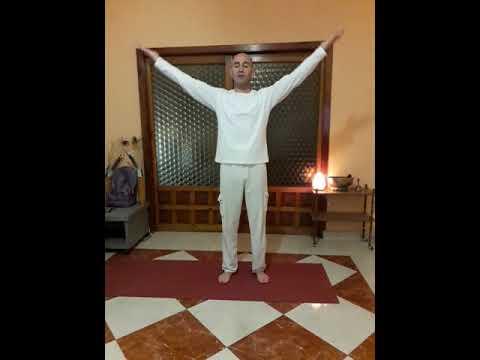 Clase de yoga Miguel Aguilar 4