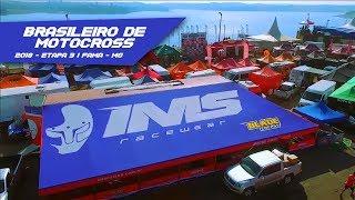 Tema IMS Racing no Brasileiro de Motocross