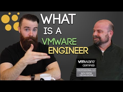 What is a VMware Engineer?   VMware Certified Professional - VCP ...