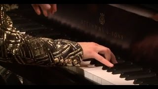 Lola Astanova performs Gershwin's Rhapsody in Blue with the All-Star Orchestra (2016 Emmy® Award)
