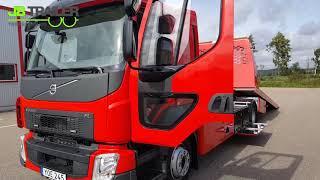 Bärgningsbil - Volvo Med Eurotechnik Byggnation Från Www.jbtrailer.se