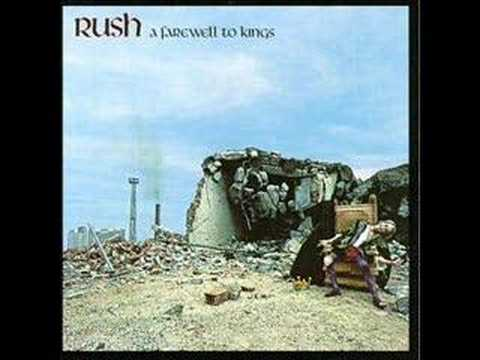 A Farewell to Kings performed by Rush