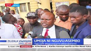 Umoja ni nguvu :Aliyekua naibu wa shirikisho la soka Robert Asembo asema umoja utasaidia soka nchini