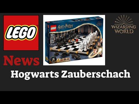 Lego Exlusive Harry Potter 76392 Roxfort Varázslósakk, Bontatlan, Új!!! Kép