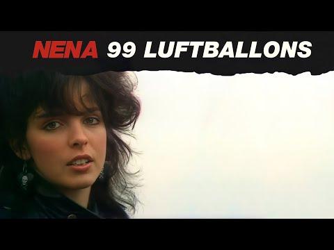 NENA | 99 Luftballons [1983] [Offizielles Musikvideo]