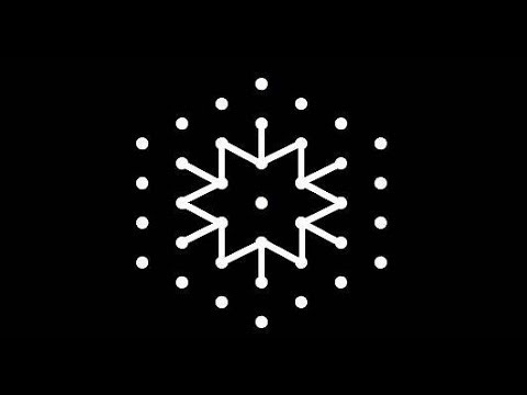 beautiful star rangoli with 7X 4 dots || Simple kolam || chukkala muggulu designs