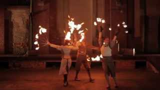 Feuershow aus Berlin: Voyage d' Ardeur **NEW TRAILER**