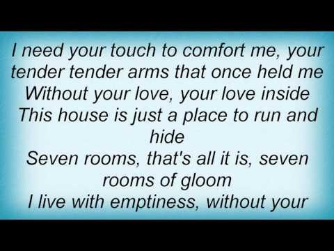 16662 Pat Benatar - 7 Rooms Of Gloom Lyrics