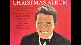 """Andy Williams: """"Sweet Little Jesus Boy"""""""