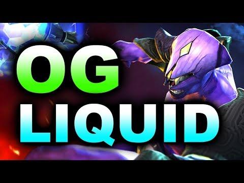 LIQUID vs OG - TI CHAMPIONS! - EPICENTER MAJOR DOTA 2