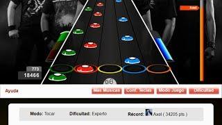Guitar Flash: Living Dead - Edane 100% Fc Expert Record (34225) Top 1!
