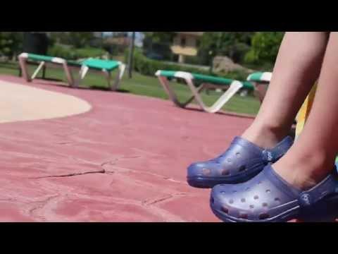 Zuecos de Goma Igor - Zapatos para playa y piscina niños Pisamonas