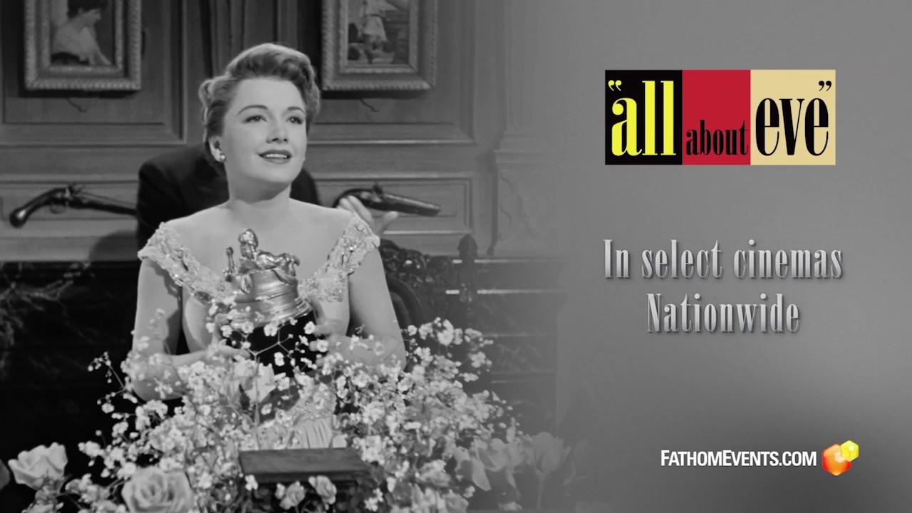 All About Eve (1950) Presented by TCM