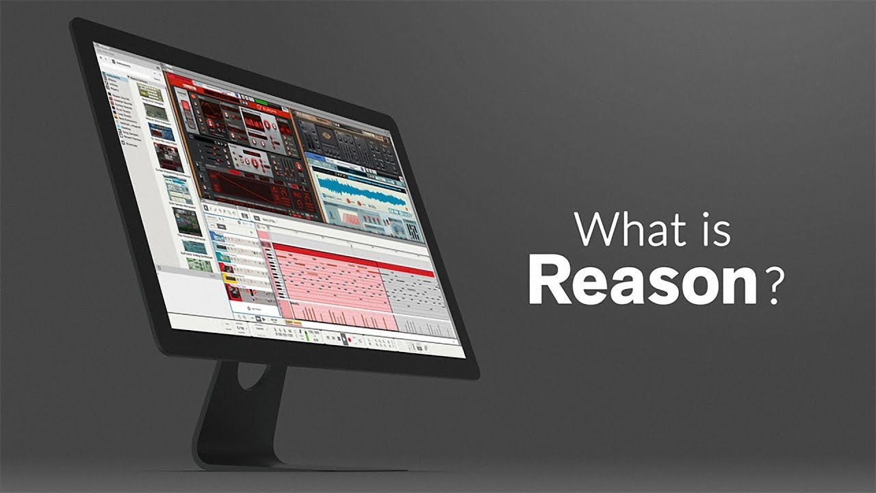 Reason by Propellerhead: the music-making software with