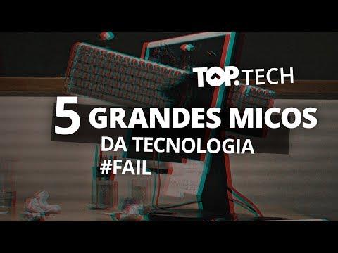 Cinco tecnologias que fracassaram