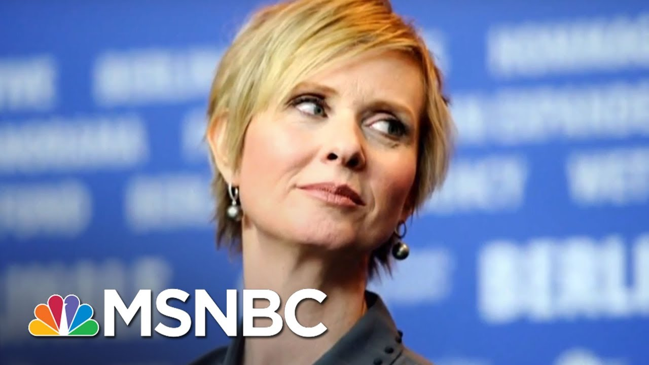 New York Governor Primary Heats Up | MTP Daily | MSNBC thumbnail