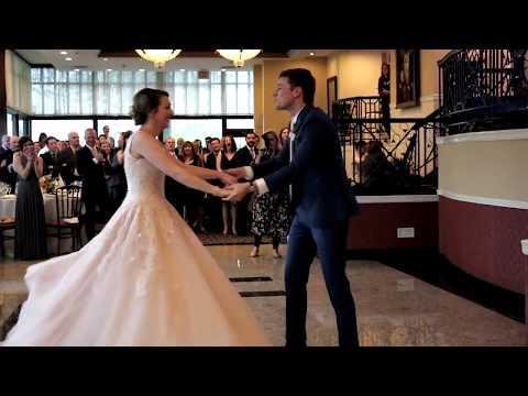 Wedding dance - Foxtrot and FUN Stuff per couples request