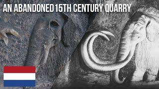 URBEX | Verlassener Steinbruch aus dem 15. Jahrhundert