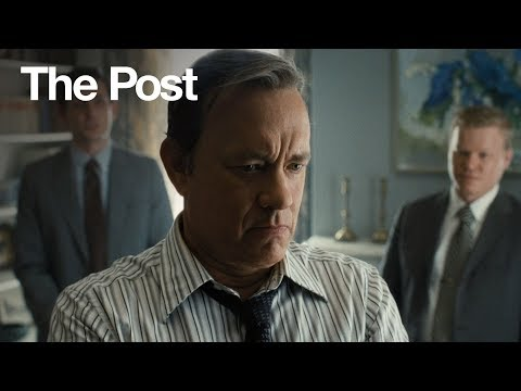 The Post (TV Spot 'Those Days Have to Be Over')