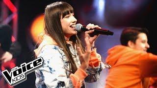 "Wiktoria Gabor   ""Time""   Finał   The Voice Kids Poland 2"
