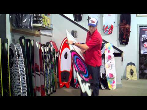2011 Liquid Force 5'10 Fish Surfboard Review